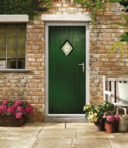 Oxford cottage style door