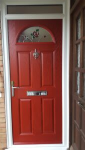 Custom Design Door Installation